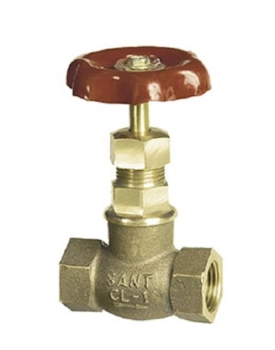 Sant Gun Metal Globe Valve IS 9