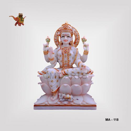 Marble Sitting Laxmi