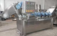 Gherkin Bulk line Processing Machinery