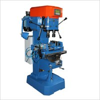 Double Spindle Drill Tapping Machine