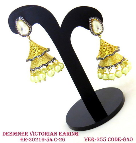 VICTORIAN EXCLUSIVE EARRINGS