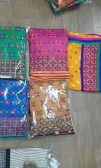 Bandhani Fumka Dupatta Work Dress
