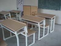 School benche