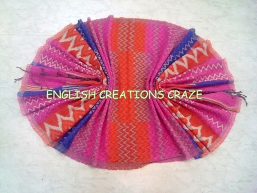 Acrylic Blend   scarves