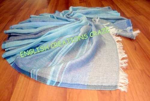 Silk Cotton  Blend Scarves