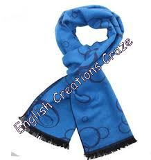 Viscose Reversible Plain Color Scarves
