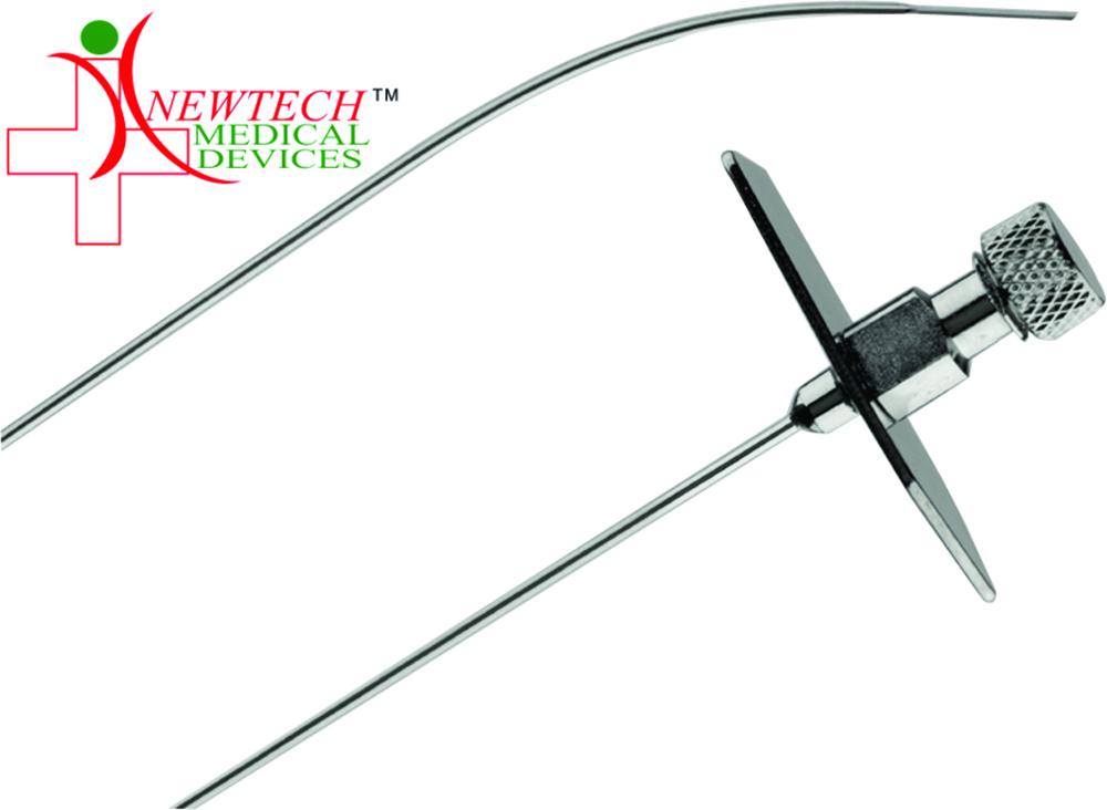 ClearNeedle Transsepal Needle