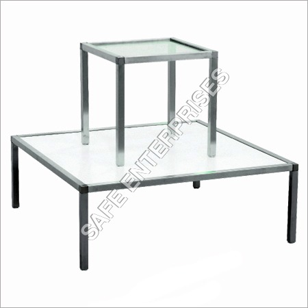 Two Tier Display Table