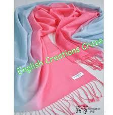 Silk  Ombre Dyed  Uni Color Scarves