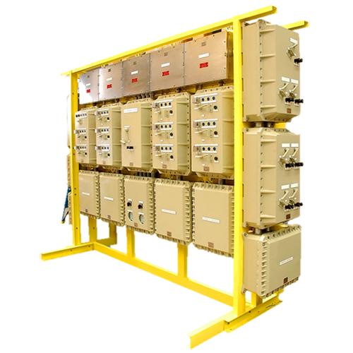 Flameproof Distribution Panels