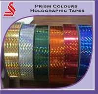 Holographic Prism Colour Tapes