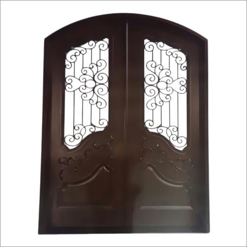Grill wooden Doors