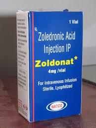 Zoldonat 4 Mg Injection Shelf Life: 146 Hours
