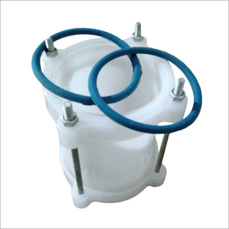 D joint pipe fittings