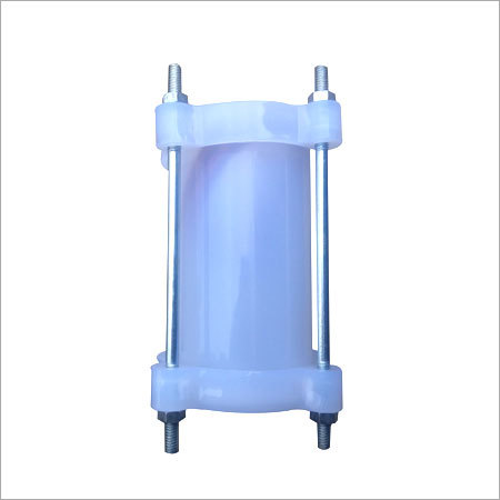 Industrial PVC D Joint