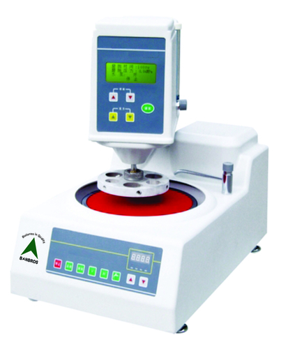 Specimen (Sample) Preparation Equipments
