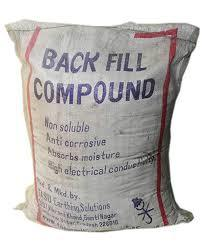 Back Fill Compound