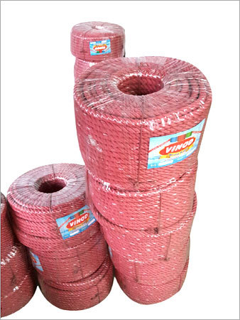 PP Red Monofilament Ropes