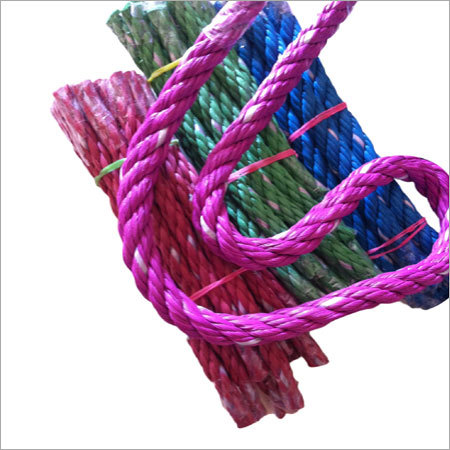 PP Twisted Monofilament Rope