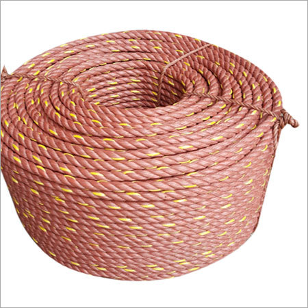 PP Red Danline Ropes