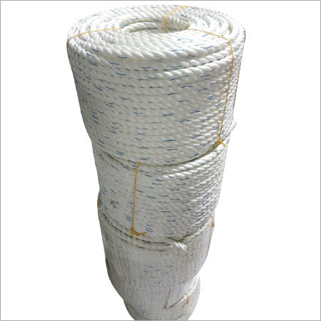 HDPE White Danline Rope