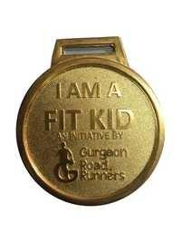 Kids Marathon Medals