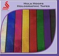 Multi Coloured Hula Hoops Tapes