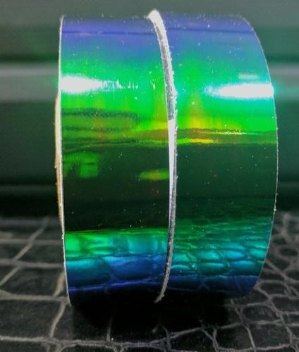 Radiant laser  Holographic  Tapes