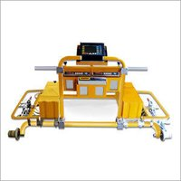 Ultrasonic Double Rail Tester