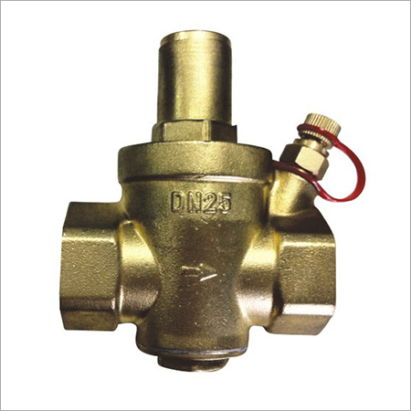 Castle Pressure Reducing Valve
