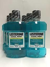 Listerine 500ml mouthwash