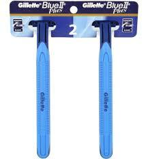 Gillette Blue II - razors