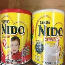 Nido - standard milk powder