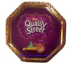 Nestle Quality Street 1,315kg and Celebrations 760g