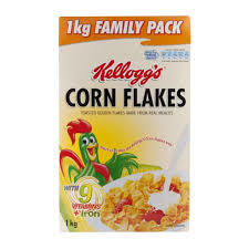 KELLOGG`s cornflakes - 250g and 375g