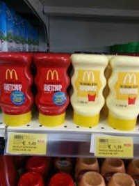 McDonald`s - KETCHUP
