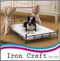 Cast Iron Dog Beds