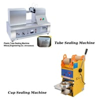 Tube Sealing Machine & Cup Sealing Machine