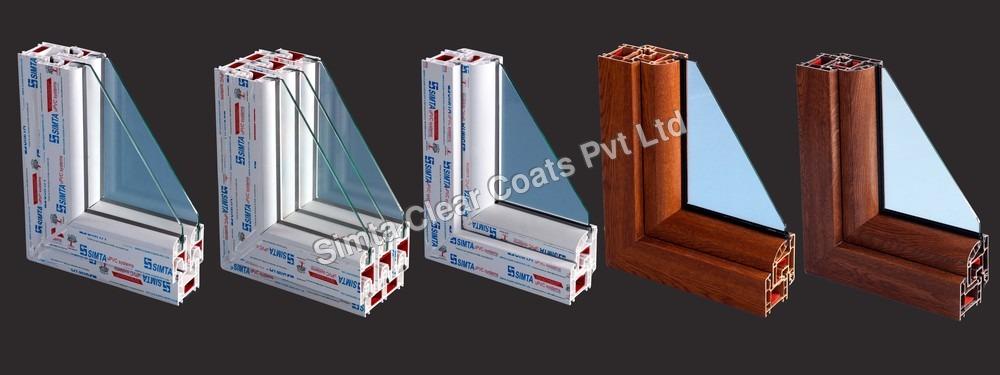 UPVC Doors and Window Profiles