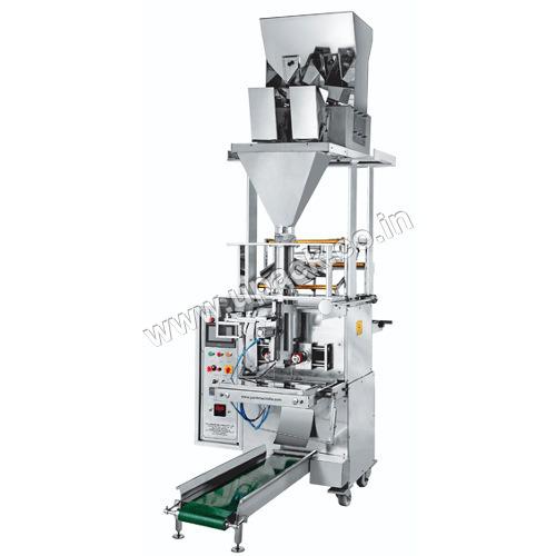 Colar Type Two Head weigher Machine