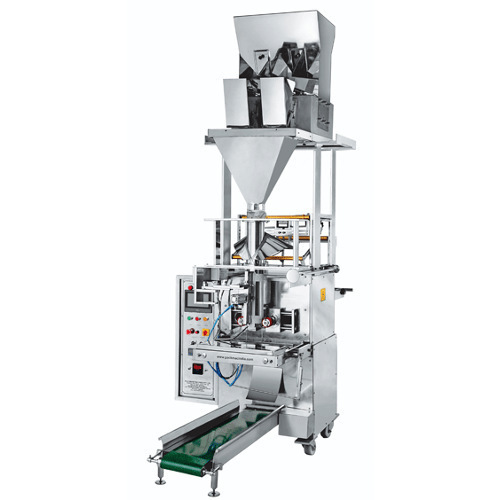 Collar Type Two Head Weigher Machine