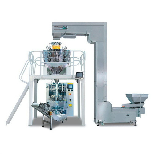 Multihead Coller type packing machine