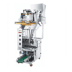 Two Head Weigher Pneumatic Machine