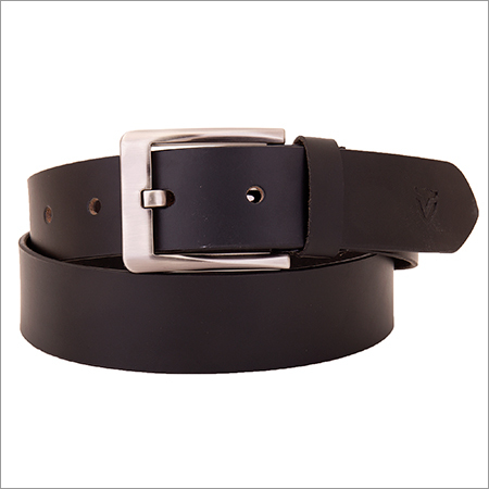 Leather Casual Mens Belt