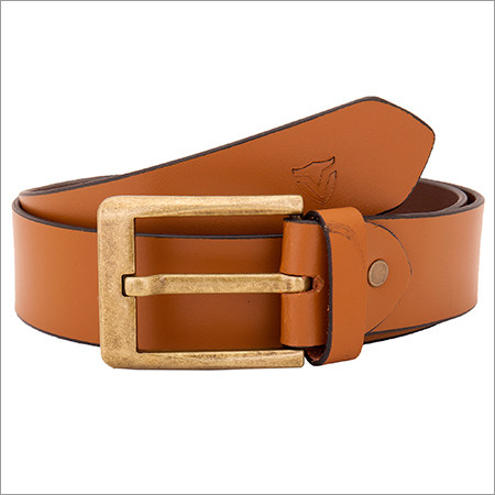 Designer Casual Leather Belt