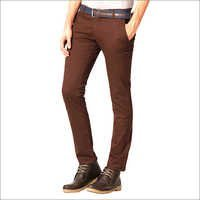 Cotton Trouser Pants