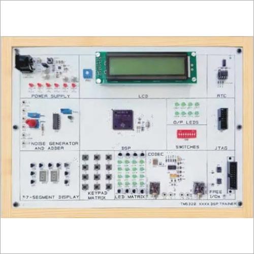 TMS 320C6745 DSP Trainer