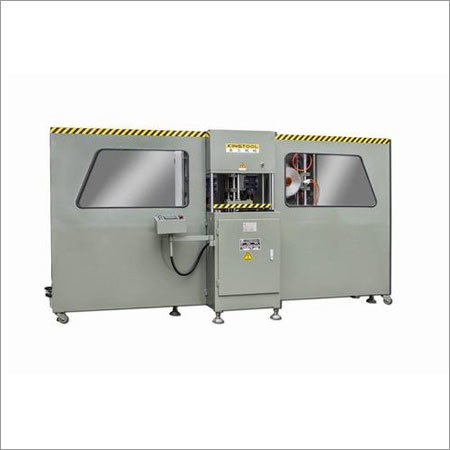 Aluminum Curtain Wall End Milling Machine