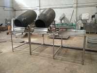 Gherkin Twin Drum Washer