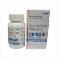 Abiraterone Acetate Xbira 250 Mg Tablets